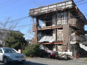 空き家損害賠償責任保険 空き家 空き家ビル