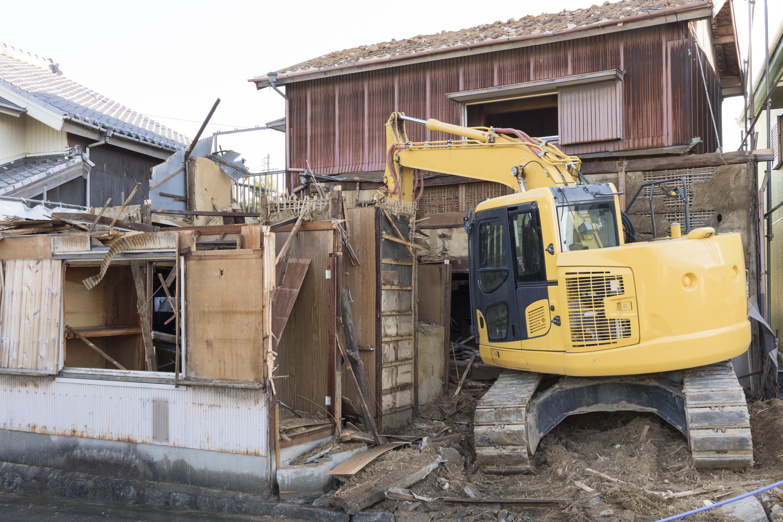 解体 空き家解体 解体工事